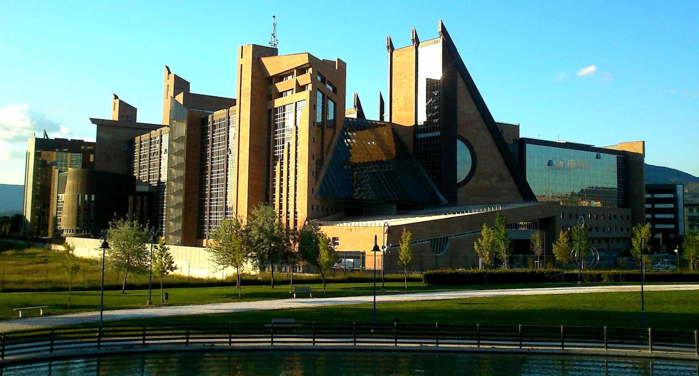 nuovo palazzo di giustizia